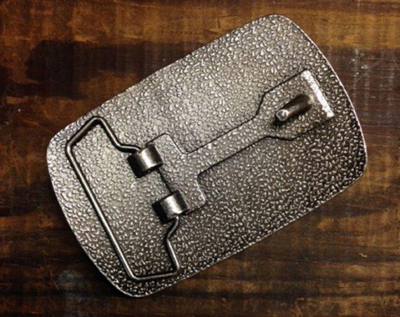 Bead Girl Belt Buckle, Vintage Inspired, Shabby Chic 556