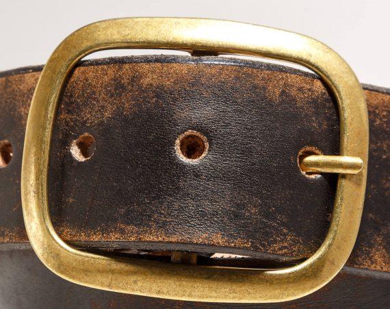 Brass Belt Buckle for Regan Flegan Belts